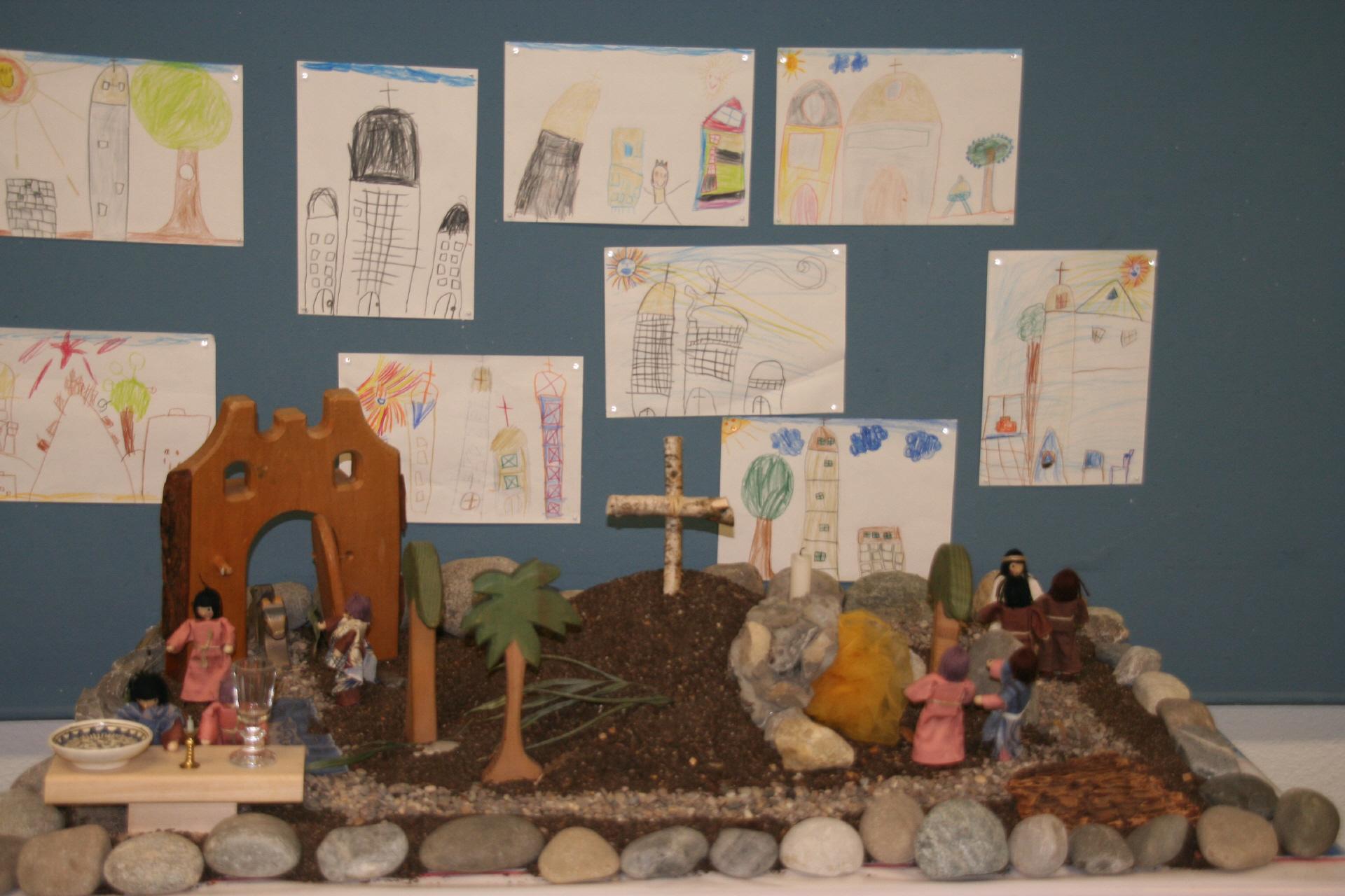 Profil for Raumgestaltung offener kindergarten